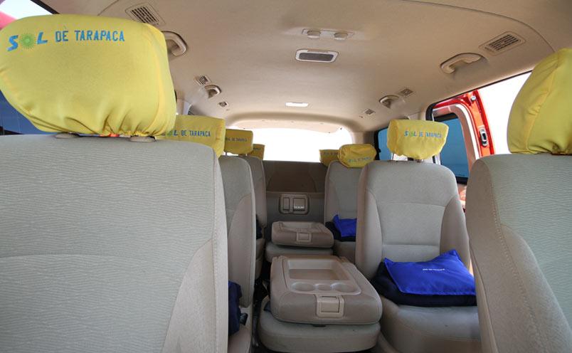 transporte de personal